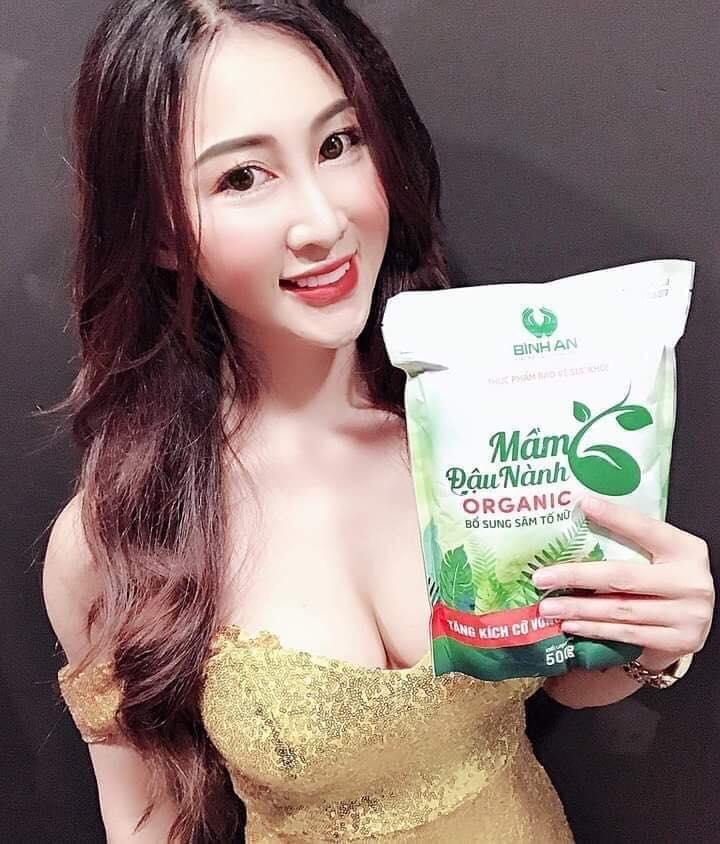 Hot girl Ngọc Hân
